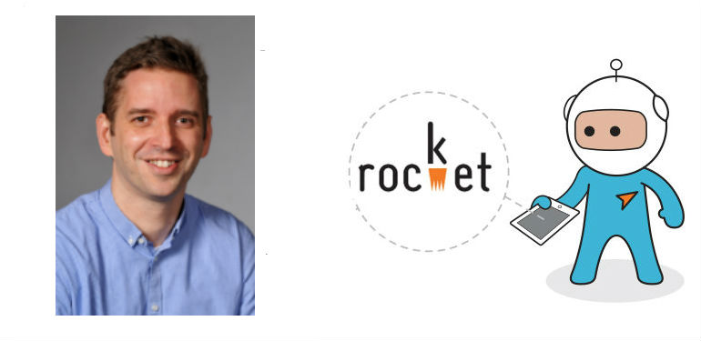Welcome to Jan de Ridder, Solution Architect at Rocket Europe