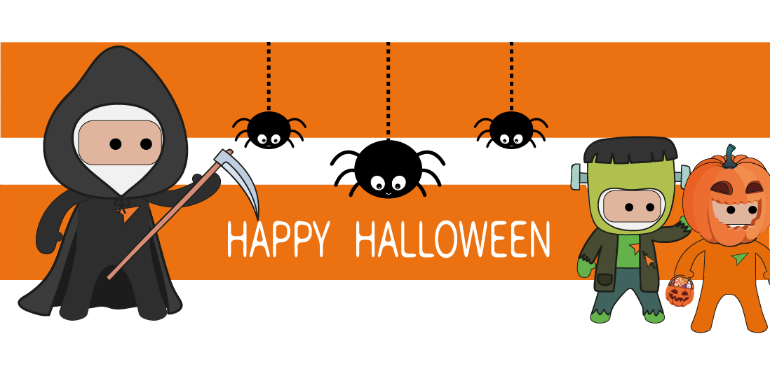 Don't be Haunted by a Supply Chain Nightmare Every Halloween